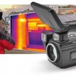 Ini dia,thermal imager 640 x 480 pixel dari TROTEC