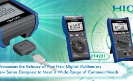 Digital Multimeter HIOKI DT4200 Series, Canggih dan Tahan Banting