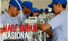 Hari Buruh Nasional 1 Mei