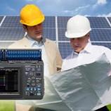 Analisa Photovoltaic Menggunakan HIOKI LR8400-92