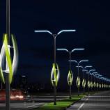 Energi Alternatif Yang Tepat Untuk Lampu Penerangan Jalan