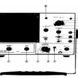 Fungsi Tombol Tombol Panel Pada Osiloskop (Oscilloscope)
