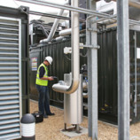 Portable Biogas Monitoring untuk Analisis Proses Kontrol