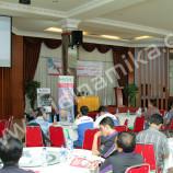 Seminar Industri di Jababeka, Di Penuhi Pertanyaan Ingin Tahu Tentang Power Quality