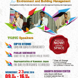 Seminar Tentang Air Quality : Health and Quality Improvement for Environment and Building Management
