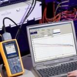 Pengujian Sistem Kabel dengan Menyimpan Hasil pada Cloud