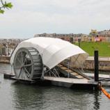 Memanfaatkan Kekuatan Sungai Untuk Membersihkan Sampah