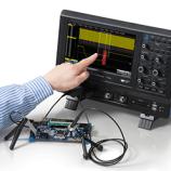 Debut WaveSurfer 3000 Oscilloscope – Teledyne LeCroy Menampilkan User Interface Dari MAUI