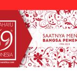 """DIGRAHAYU 69 TAHUN INDONESIA """"SAATNYA MENJADI BANGSA PEMENANG"""""""