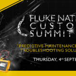 Next Event : Fluke National Customer Summit 2014 Dengan Tema Predictive Maintenance And Effective Troubleshooting Solution