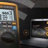 Fluke CNX 3000 Wireless System yang Memungkinkan untuk Memonitor Hingga Tiga Pengukuran yang Berbeda Sekaligus pada DMM Nirkabel atau dengan Adaptor PC