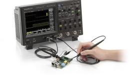 Teledyne LeCroy Memperkenalkan 500 MHz, WaveJet Sentuh Portabel