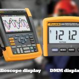 Perbedaan Antara Multimeter dan Oscilloscope