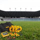 Penggunaan Energi di Lapangan Sepak Bola Oleh Fluke