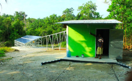 Langkah Peduli WAHLI yang Mengembangkan Listrik Tenaga Surya di Negeri Laskar Pelangi