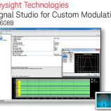 Keysight Technologies Fleksibel Peciptaan Signal Software Mendukung Modulation Custom untuk Pembangunan Tahap Awal, Uji 5G