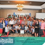 "Seminar Tridinamika Balikpapan 2015 –  ""Doing The Right Maintenance To Cut Down Expenses"""