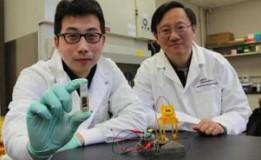 Baterai Organik Berbahan Dasar Air