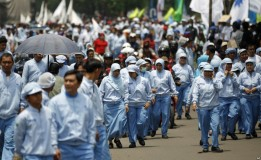 Ekonomi Melambat, 1.304 Buruh di Jateng Terkena PHK