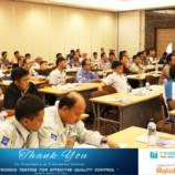Tridinamika Sukses Mengadakan Seminar Bersama Kikusui & Balai Teknik Penerbangan