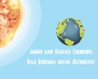 Jamur dari Radiasi Chernobyl Bisa Berguna untuk Astronaut
