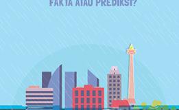 Jakarta Tenggelam 2030, Prediksi atau Fakta?