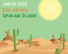Januari 2020, Bumi Mengalami Peningkatan Suhu Tertinggi