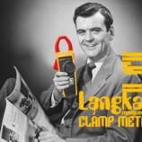 5 Langkah dalam Menggunakan Clamp Meter