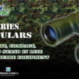 Mengenal Teropong Binocular Optik