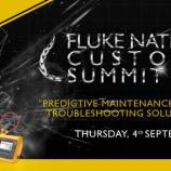 Next Event : Fluke National Customer Summit 2014 Dengan Tema Predictive Maintenance And Effective Troubleshooting Solution