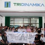 Tridinamika Sukses Meraih Sertifikasi ISO 9001:2008 Sistem Manajemen Mutu