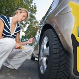 Uji Tekanan Ban Dengan BY10 Tyre Pressure Meter Dari Trotec
