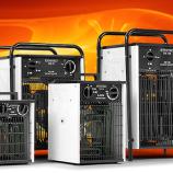 Electric Heating Unit Yang Kecil dan Ringan Dari Trotec