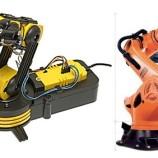 Metode Laser Daya Rendah Dalam Kalibrasi Robot